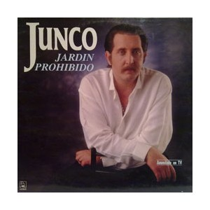 Junco jard n prohibido discos y libros for Jardin prohibido