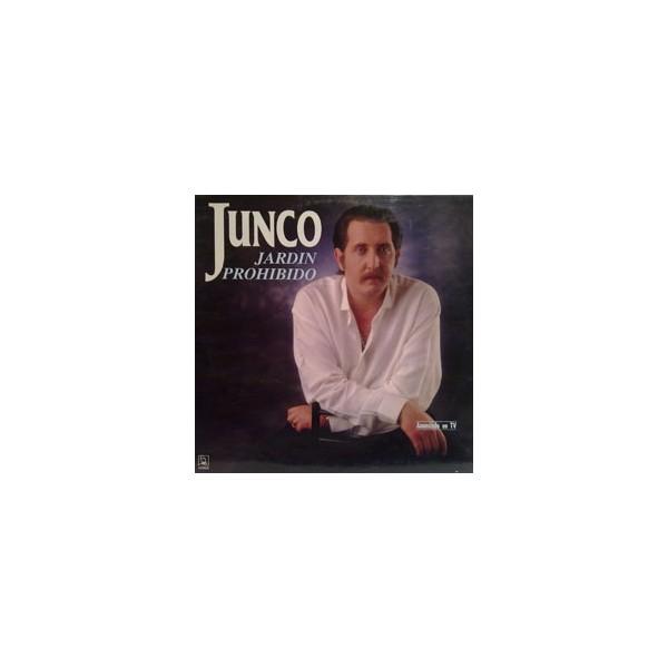 Junco jard n prohibido discos y libros for Cancion jardin prohibido